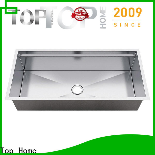 Top Home convenience stainless steel kitchen sinks metal