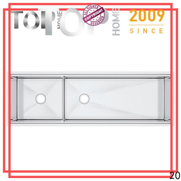 Top Home durable under mount sink manufacturer for kitchen