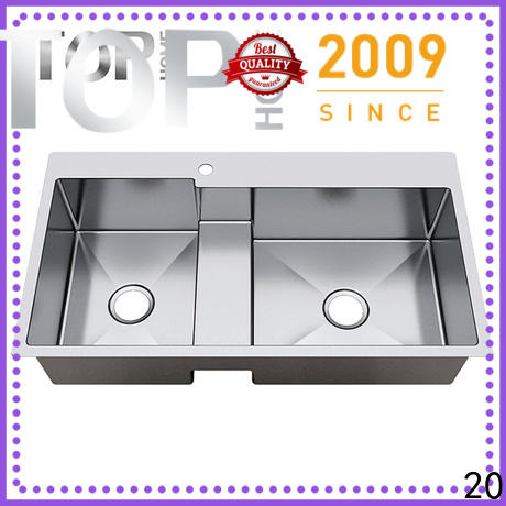 Top Home easy cleanning stainless sink easy installation villa