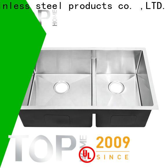 Top Home steel stainless steel kitchen sink easy installation outdoor countertop