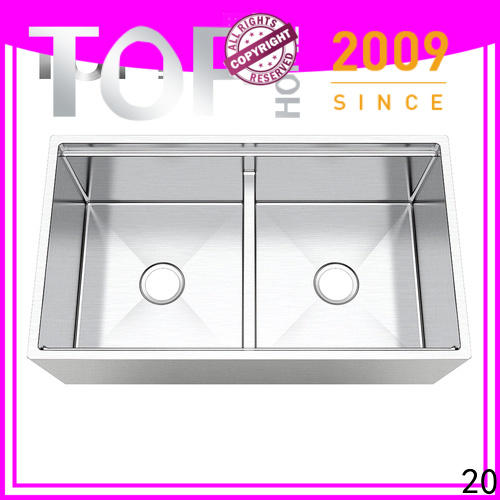 farmhouse kitchen sink design easy cleanning for countertop