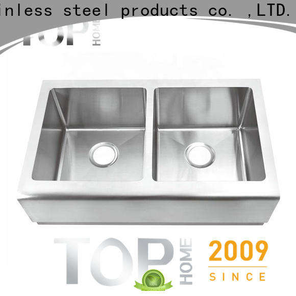 Top Home modern stainless farm sink supplier for kitchen