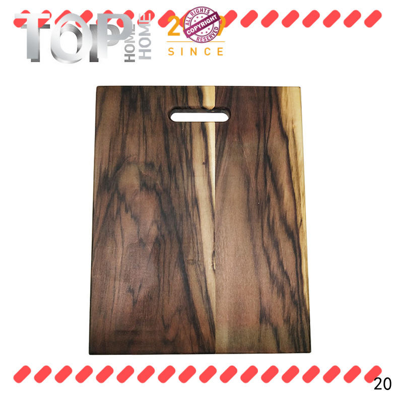 Top Home stainless cutting board material easy cleanning for kitchen