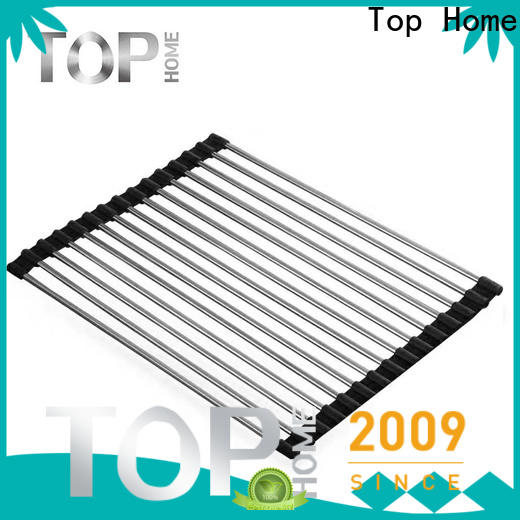 all purpose roll-up dish rack steel manufacturer for restaurant