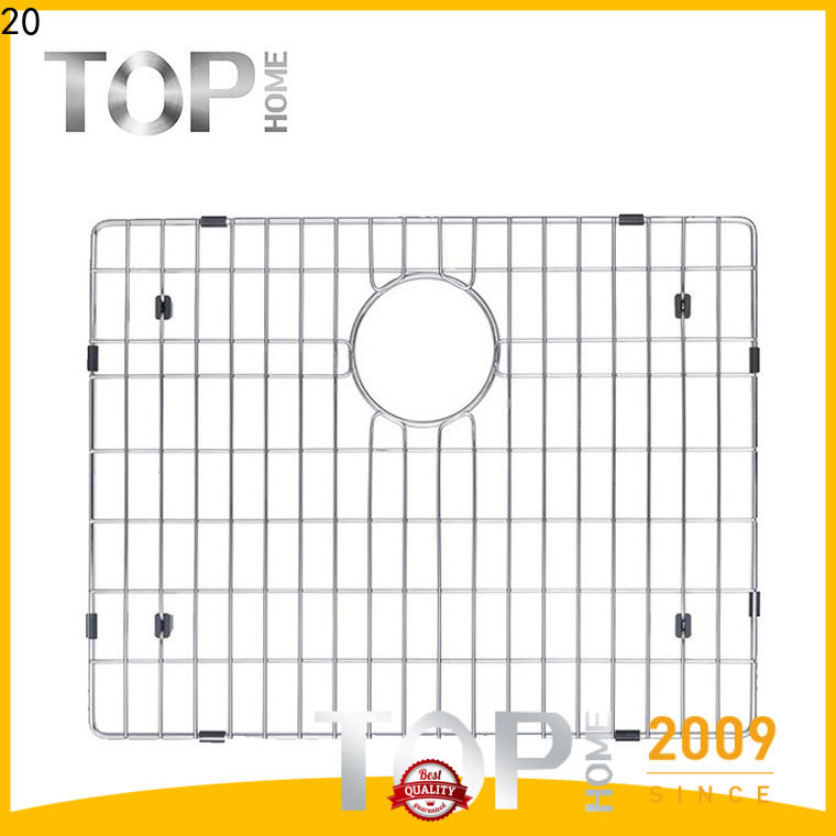 Top Home stainless stainless steel sink grid wholesale accessories
