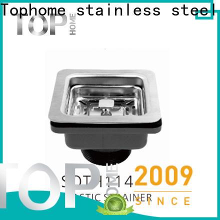 Chinese sink drain strainer steel to all kitchen sink restaurant