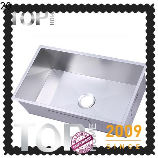 Top Home inches undermount stainless steel kitchen sink Eco-Friendly kitchen