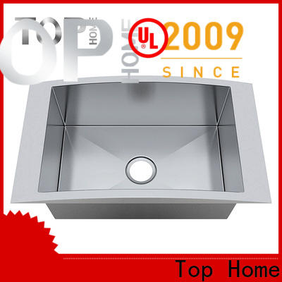 Top Home convenience top mount kitchen sinks easy installation villa