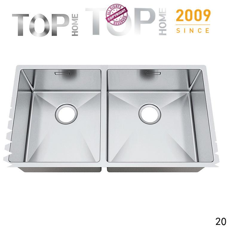 Top Home good quality undermount farmhouse sink convenience kitchen