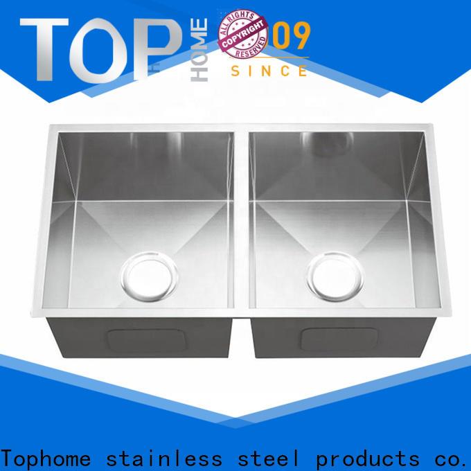 Top Home steel home depot undermount sink Eco-Friendly restaurant