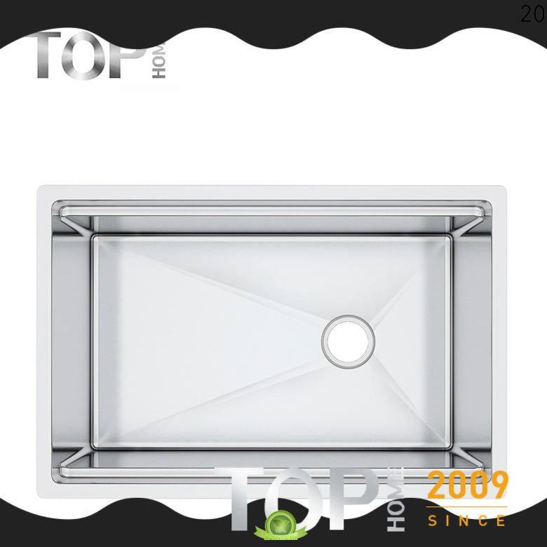 Top Home durable stainless steel sink for sale for kitchen