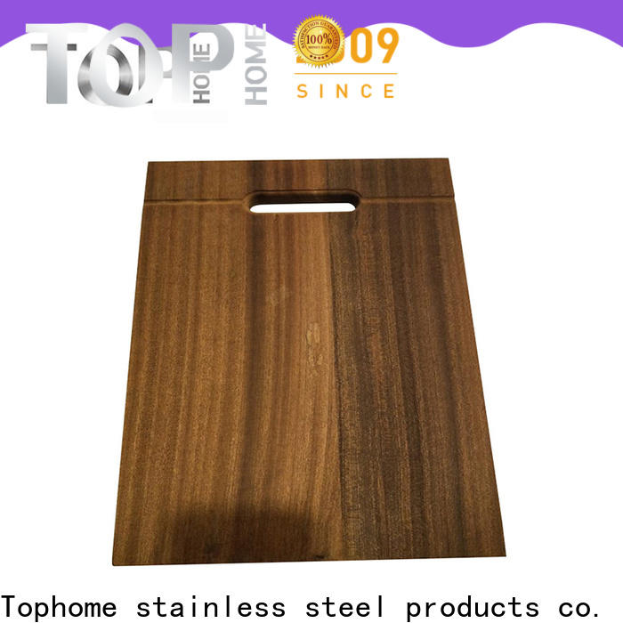 Handcrafted personalized cutting board material easy cleanning for cooking