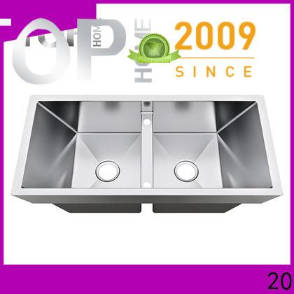 Top Home 6040 kitchen sink price easy installation farmhouse