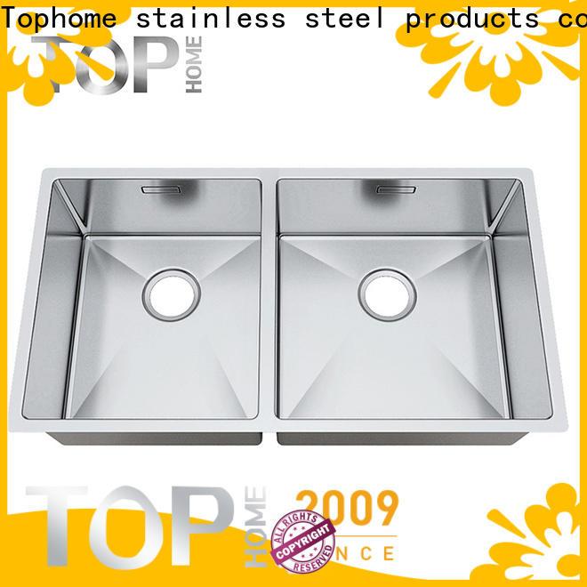 industrial black undermount sink handcraft highest quality kitchen