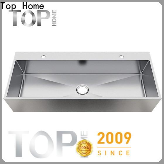 Top Home pedestal kitchen sink sizes corner for Lavatory
