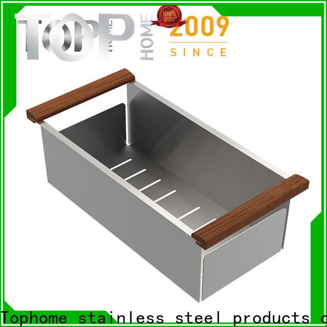 convenience stainless steel sink colander colander directly sale