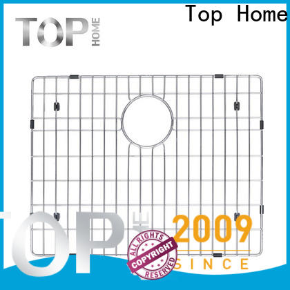 Top Home good quality stainless steel sink protector wholesale villa