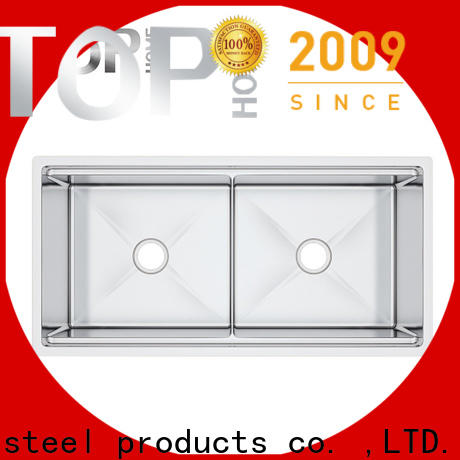 handmade stainless steel sink modern easy cleanning for cooking