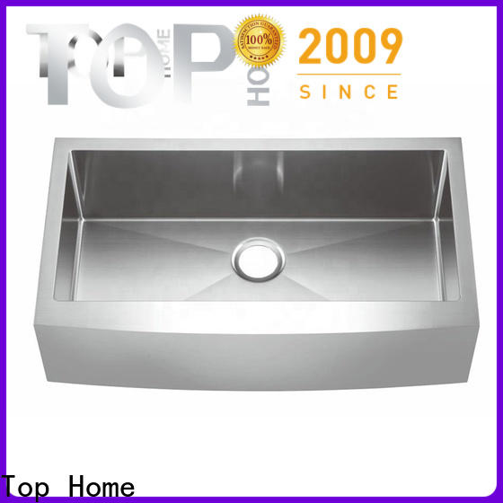 Top Home stainless farm sink easy cleanning for outdoor