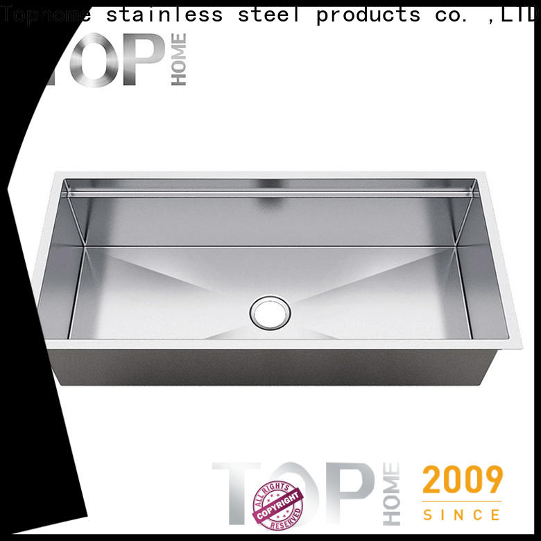 durable under mount sink steel manufacturer for restaurant