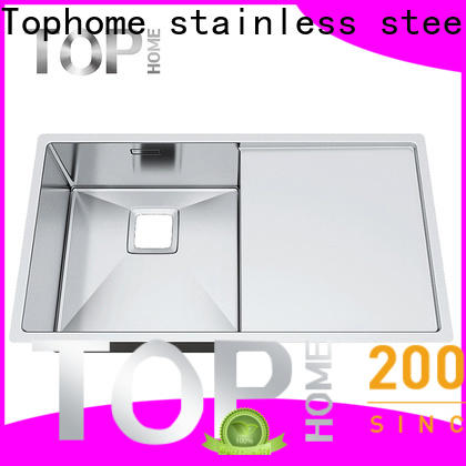 convenience stainless sink square easy installation villa