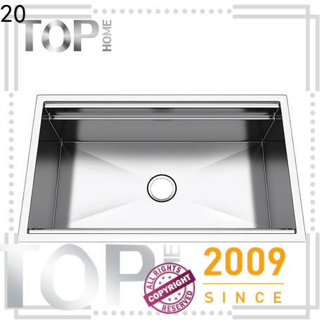 multifunctional stainless steel under mount sink 16 manufacturer for countertop