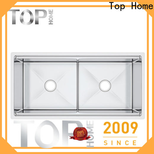 Top Home durable stainless steel sink manufacturer for restaurant