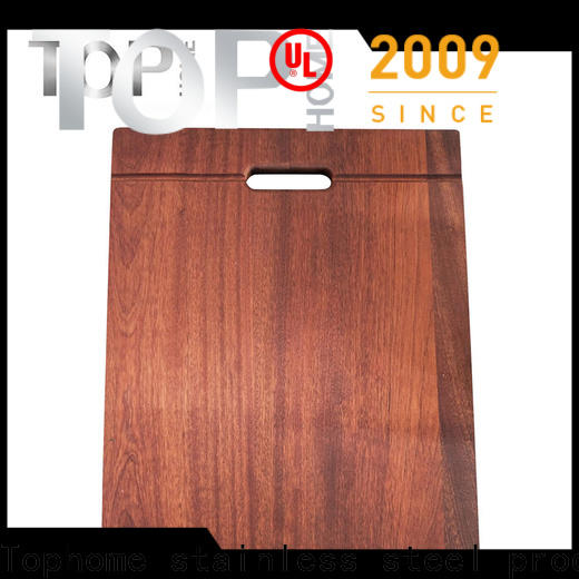 Top Home bamboo handmade cutting boards wash easily for farmhouse