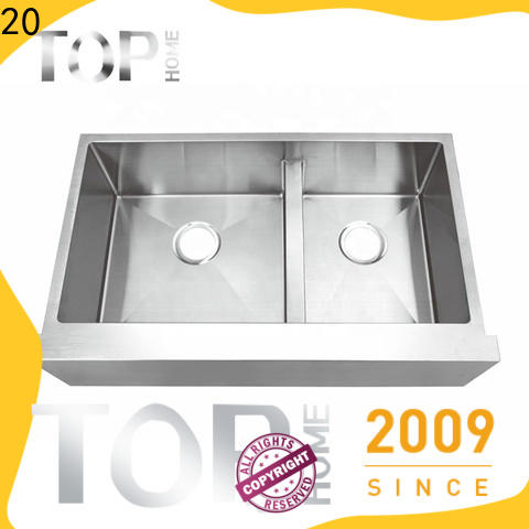 Top Home apron front sink for sale for countertop