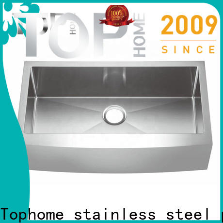 Top Home farmhouse apron sink durable for outdoor