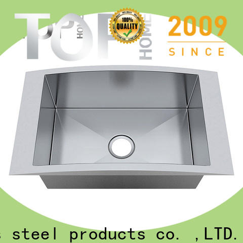 Top Home Double Bowls top mount sink for sale farmhouse