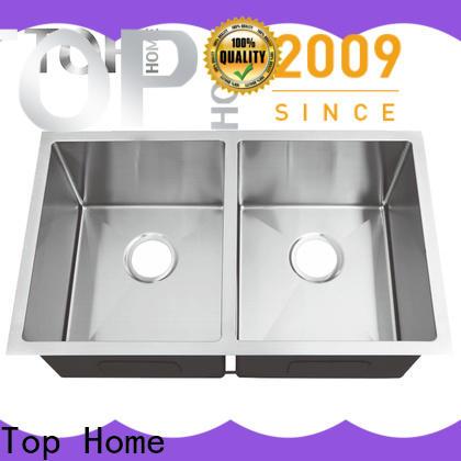 Top Home thrr3018c undermount stainless steel kitchen sink highest quality restaurant
