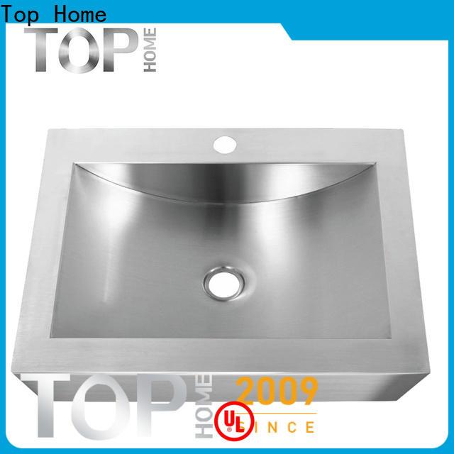 pedestal stainless steel undermount bathroom sink longlasting fixtures for toilet