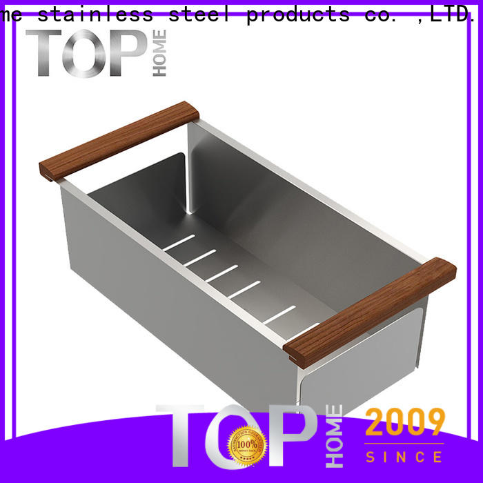 Top Home products stainless steel sink colander directly sale for kitchen item