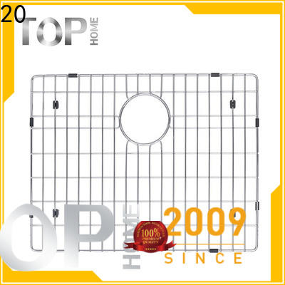 good quality stainless steel sink grid sink for daying restaurant