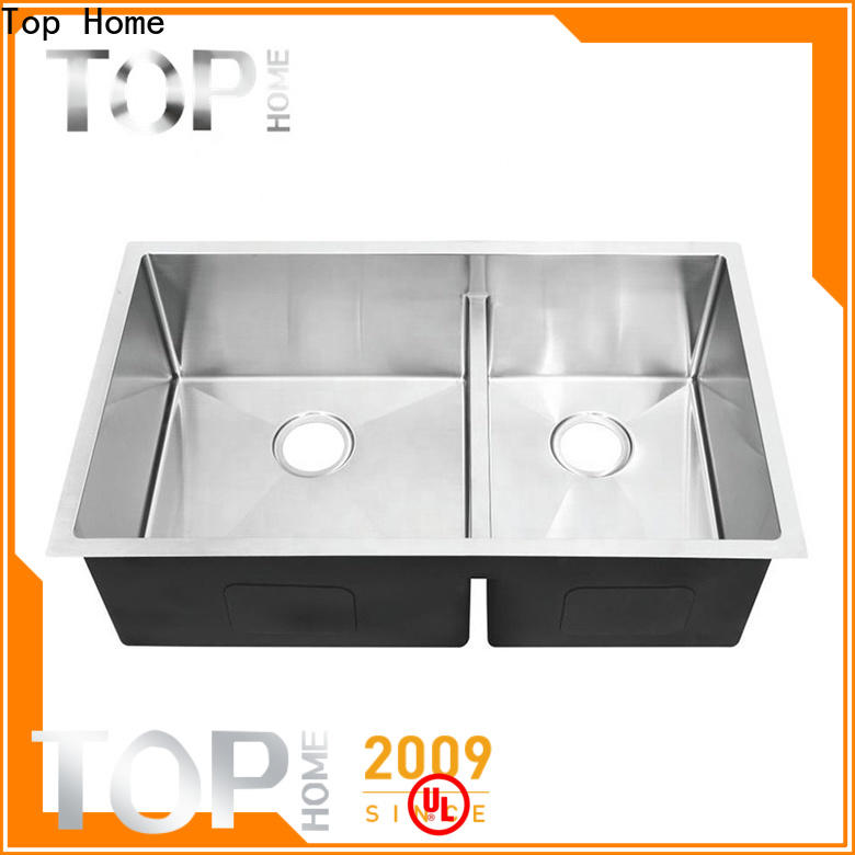 Top Home utility stainless steel kitchen sink durability outdoor countertop