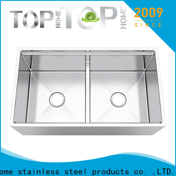 good quality kitchen farm sink th3220a dewatering rapidly for outdoor