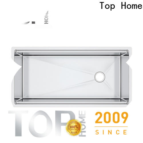 durable stainless steel kitchen sinks certification easy cleanning for outdoor