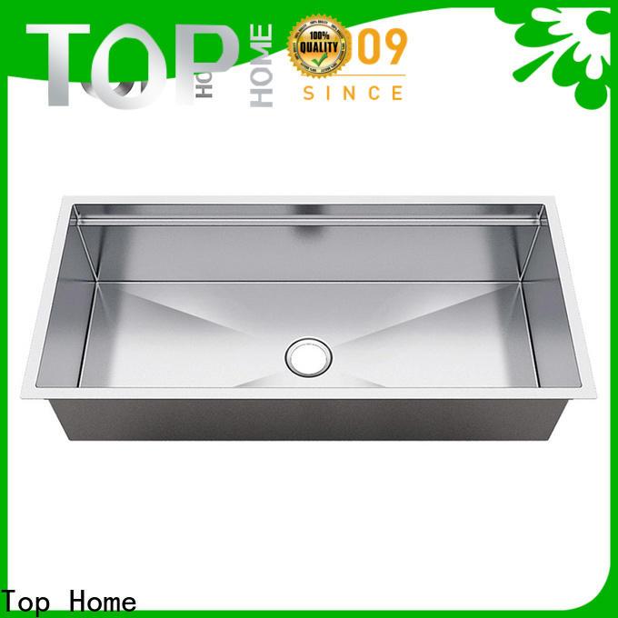 convenience stainless steel undermount sink steel manufacturer for restaurant