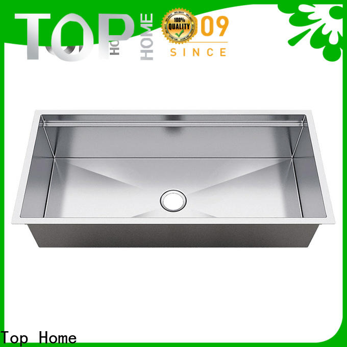 convenience stainless steel undermount sink steel manufacturer for restaurant