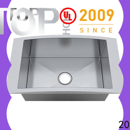 Top Home Stainless steel top mount stainless steel sink for sale cook