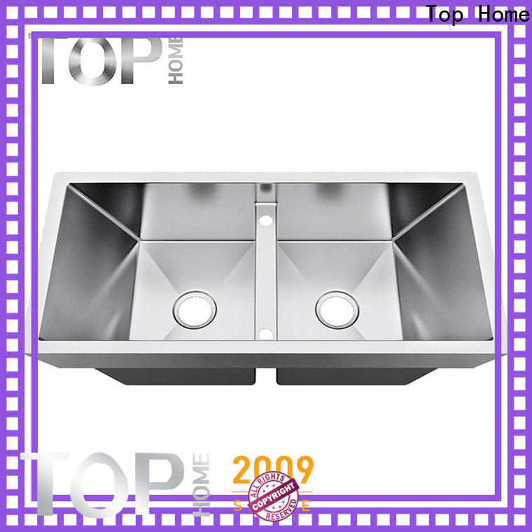 Top Home Double Bowls small kitchen sink for sale cook