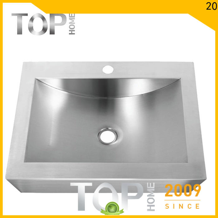 durable commercial stainless steel bathroom sinks quality wholesale for toilet