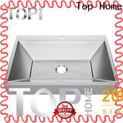 Top Home Modern stylish kitchen sink sizes wholesale