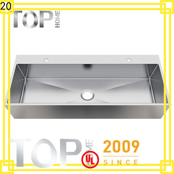 Top Home pedestal bathroom basin wholesale
