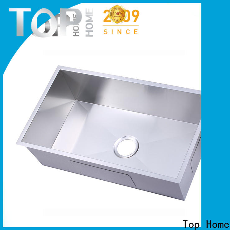 Top Home good quality black undermount sink highest quality for cooking
