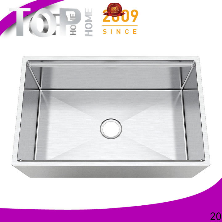 perfect apron front kitchen sink double supplier for restaurant