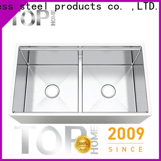 Top Home thap3620bl apron sink durable for kitchen