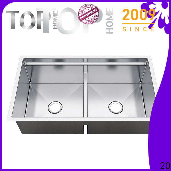 Top Home ldr4020a stainless steel kitchen sinks manufacturer
