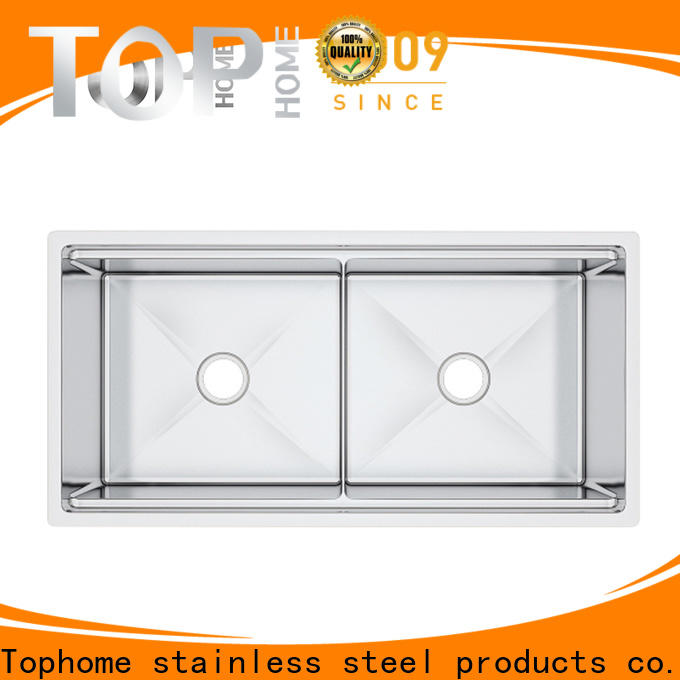 Top Home durable stainless steel sink wash easily for restaurant